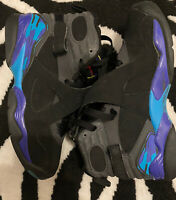Air Jordan VIII 8 Aqua 2007 Vintage Rare OG Size 6Y READ DESCRIPTION