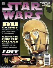 STAR WARS THE OFFICIAL MAGAZINE AUGUST/SEPTEMBER 1996  ISSUE NO.3 C-3PO BOBA FET