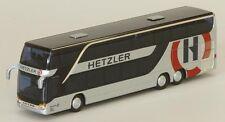 AWM Reisebus Setra S 431 DT EURO6 Hetzler