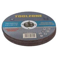 """4-1/2"""" or 115mm x 1.2mm Metal Stainless Steel Cutting Blade Discs Angle Grinders"""