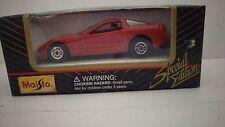 Maisto Die-Cast Special Edition Red 1997 Corvette