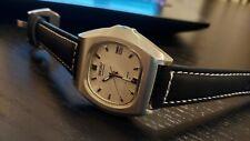 Seiko Automatic 17 Jewels Monaco (7025-5010) Vintage Classic Japanese Watch