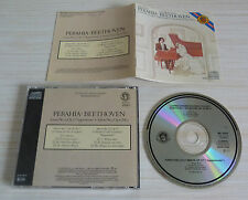 CD ALBUM CLASSIQUE BEETHOVEN APPASSIONATA SONATA MURAY PERAHIA 7 TITRES 1985