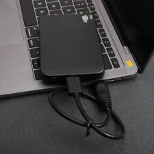 External Mobile Hard Drive USB3.0 2.5'' HDD Storage Device for Laptop PC Black
