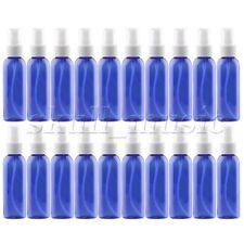 20x Dark Blue Plastic Spray Bottle Empty Refillable Water Lotion Bottle