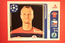 PANINI CHAMPIONS LEAGUE 2011/12 N 110 ROZEHNAL LILLE WITH BLACK BACK MINT!!