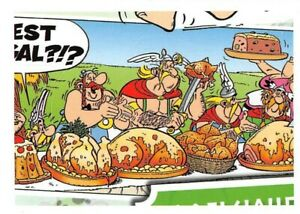stickers Panini Carrefour  Astérix N° 84