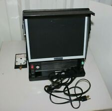 Fairchild Super 8mm Sound Projector - Briefcase Projector Screen - Working