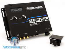 AUDIO CONTROL EPICENTER BLACK CAR AUDIO BASS ENHANCER & REMOTE AUDIOCONTROL NEW