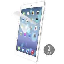 3x CRISTALLO TRASPARENTE salvaschermo LCD cover protezione schermo per Apple iPad Min1 2 3