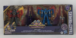 Transformers Bumblebee Cyberverse Adventures Seekers 4 pack
