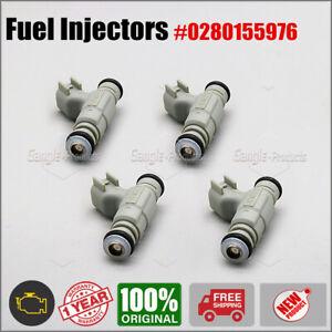 4 Fuel Injectors For Chrysler Sebring Voyager PT Cruiser Dodge Caravan 2.4L