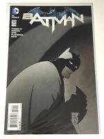 BATMAN #52 FINAL ISSUE GREG CAPULLO COVER DC COMIC BOOK