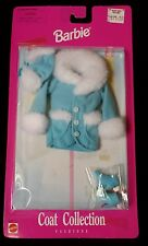 Coat Collection with Shoes BARBIE Doll CLOTHES Accessories Fashion Avenue