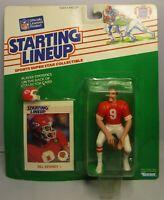 1988 BILL KENNEY Starting lineup SLU Football Sports Figure - KANSAS CITY CHIEFS