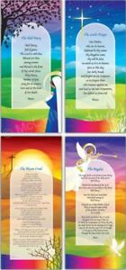 School Prayer Posters - A3 Laminated