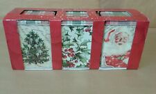M&S Christmas Storage Canisters (GA 18744)