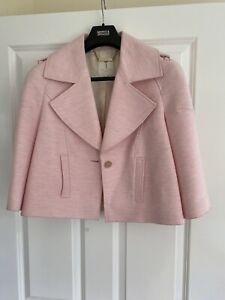 Ted Baker Pink Jacket Size 5