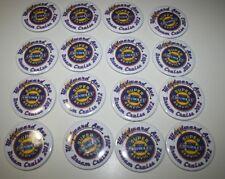 "2012 Woodward Avenue Dream Cruise Button Pinback Magnet Badge Super Chevrolet 3"""
