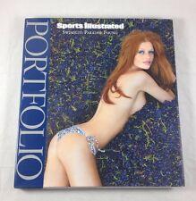 Sports Illustrated Swimsuit Portfolio Book 2010 Paradise XL HC Coffee Table w DJ
