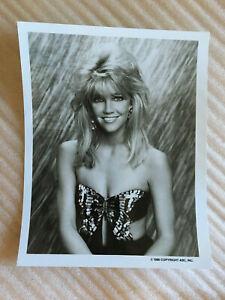 Heather Locklear 1986 Dynasty TV series ,  original vintage press headshot photo