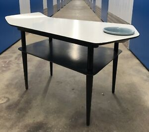 Original 1950/1960's Formica Coffee Table 77cm