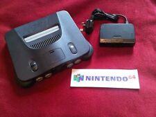 UK Seller 100-245V AC Adapter Power Supply PSU 3 Pin UK Plug For Nintendo N64