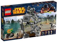 LEGO STAR WARS 75043 AT-AP SET SEALED NIB 717 PIECES CLONE COMMANDER TARFFUL