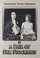 A Pair of Silk Stockings [New DVD] Silent Movie