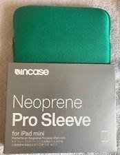 Incase Emerald Green Neoprene Pro Sleeve For iPad  Mini CL60435