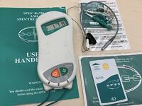 Spes RX750 Treatment system with probes/manuals