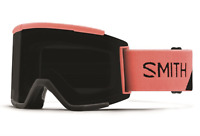 NEW Smith Squad XL Sunglasses-Sunburst Split Black-Chromapop-SAME DAY SHIPPING!