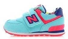 Cute New Balance 574 Kids Trainers Shoes Uk 7 Infants Boys Girls Shoes