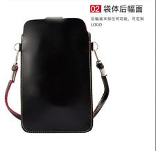 Womens Crossbody Leather Shoulder Bag Zipper Purse Card Wallet Case Phone Pouch
