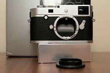 Leica M-P Type 240 Chrome 24MP Digital Rangefinder