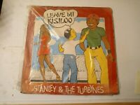 Stanley & The Turbynes ‎– Leave Mi Kisiloo - Vinyl LP 1978