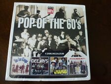 Pop of the 60's: Lee Kings, The Deejays, The Hounds, Ola & the Janglers 4CD NEW
