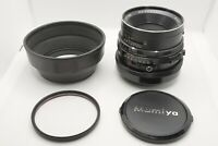 [MINT + Hood] Mamiya Sekor C 127mm f/3.8 Lens For RB67 Pro S SD From Japan