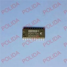 1PCS Audio D/A Converter IC BB/TI SOP-20 PCM1704U-K PCM1704 K PCM1704K PCM1704UK