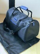 VERSACE parfums Weekender Weekend Bag Sac De Voyage Gym Bag Sac de sport Nouveau neuf dans sa boîte.