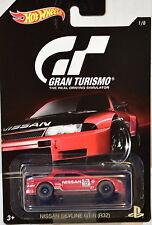 HOT WHEELS 2016 GRAN TURISMO NISSAN SKYLINE GT-R (R34) #1/8 CUSTOM MADE