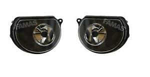 Audi A3 2003 - 2008 Front Fog Light Lamp Pair Left/Right 8P0941699A 8P0941700A
