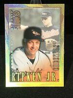 1998 Donruss STUDIO Baseball CAL RIPKEN JR STUDIO PROOF REFRACTOR, #d 155/300
