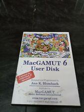 New ListingMacGamut 6 User Disk Ear Training Skills Dvd Cd-Rom Ann Blombach 2011