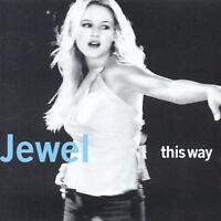 This Way by Jewel (CD, Nov-2001, Warner Bros.) Brand New Sealed