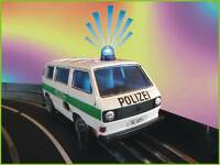 "LED BLINK Licht für Carrera Servo 132 140 ""BLAU""  77121"