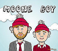 Moone Boy - Series 2 [DVD] Disc Only