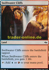 2x Swiftwater Cliffs (Sturzbachklippen) Fate Reforged Magic