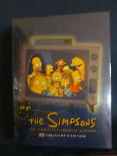 The Simpsons The Complete Fourth Season Collector's Edition DVD