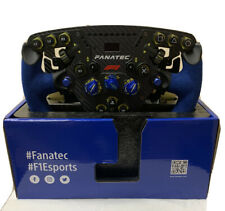 NEW Fanatec Podium Racing - F1 - Formula Steering Wheel Only w/ Advanced Paddle
